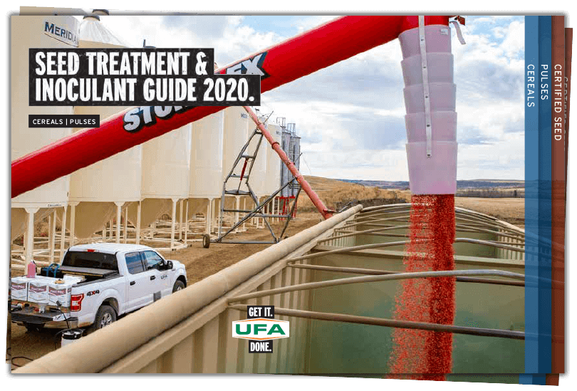 Seed Treatment and Inoculant Guide